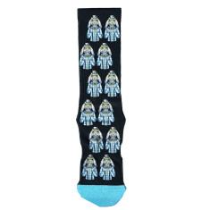 Lafitte printed bunny socks