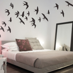 Swallows wall stickers