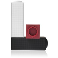 Native union switch portable bluetooth speaker with conference call function