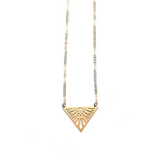 Gold Tula Necklace