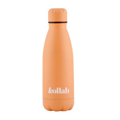 Reusable Drink Bottle in peach