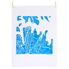 Sydney tea towel