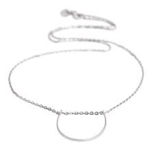 U Necklace (Various Colours)