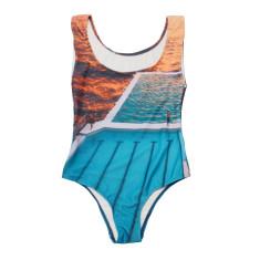 Bondi sunrise one piece swim and bodysuit