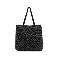 The Santorini Crochet Tote