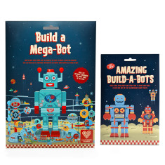 Big Robot Little Robot Activity Set