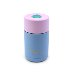 Frank Green Stainless Steel Smart Cup 10oz - Little Boy Blue / Pink Lavender / Arcadia Coffee Cup