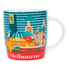Melbourne Coffee Mug