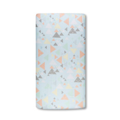 Trimoji Weegoamigo Cot fitted sheet