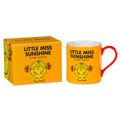 Mr Men ceramic mug Little Miss Sunshine