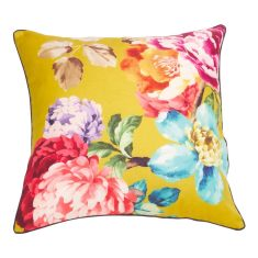 Audrey gold cushion