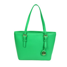 Tabitha tote handbag in green