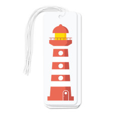 Lighthouse gift tags (pack of 6)