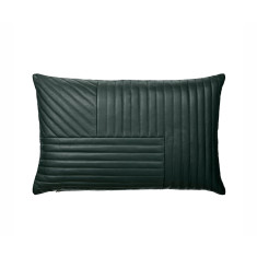 Forest Leather Cushion