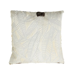 Tallo cushion in cream mix