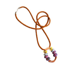 Tamika necklace (various colours)