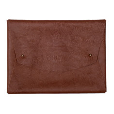 Fitzroy folio gadget case in tan