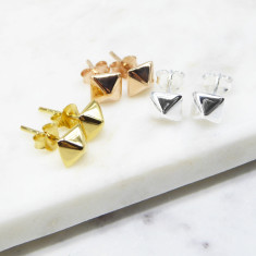 Stud Earrings (various colours)