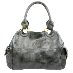 Tarlee tote in licorice