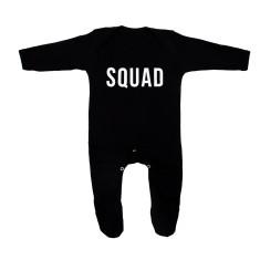 Squad Baby Romper Sleepsuit