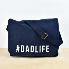 Dadlife Men's Messenger Bag