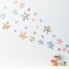 Liberty Star Wall Stickers