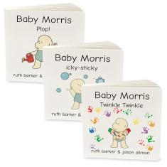 Baby Morris Book Set