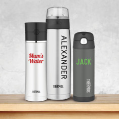 Thermos Personalised Water Bottle