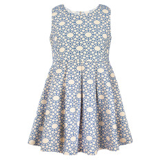Girls' daisy chain dress