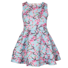 Girls' cherry blossom dress