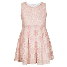 Girls' icing on the cake dress