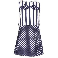 Girls' sailor girl dress