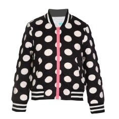 Girls' dot-to-dot jacket