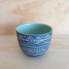 Dakota Tea Bowl