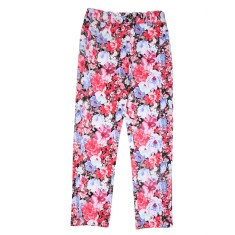 Girls' rosey posey pants