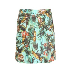 Girls' jungle skirt