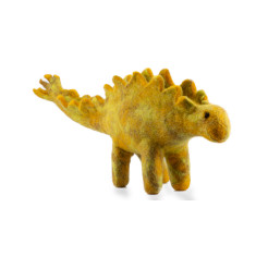 Natural Wool Stegosaurus