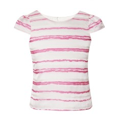 Girls' candy cane top