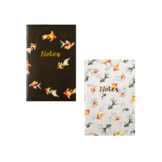 A6 Koi Twin Set Notebook Set