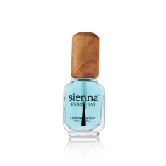 Ultra sticky base coat nail polish