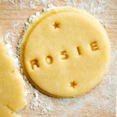 Custom Cookie Stamp
