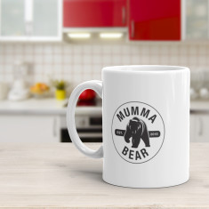 Personalised Mumma Bear - Funny Coffee Mug