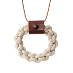 Off the cuff necklace
