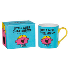 Mr Men ceramic mug Little Miss Chatterbox