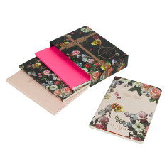 Ted Baker women's mini notebook set