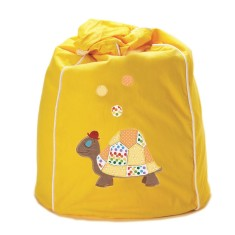 Ted the turtle kids' beanbag cover (various colours)