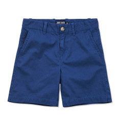 Boys Flat Fronted Royal Blue Shorts