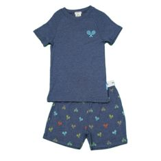 Boys' tennis pj set