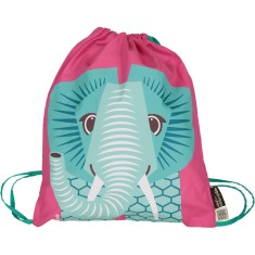 Organic cotton Elephant rucksack
