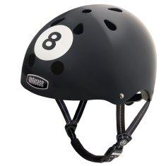 Street Helmet - 8 Ball (S)